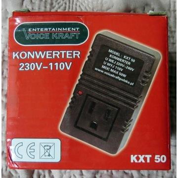 Adapter Przejściówka  Voice Kraft Polska-UK