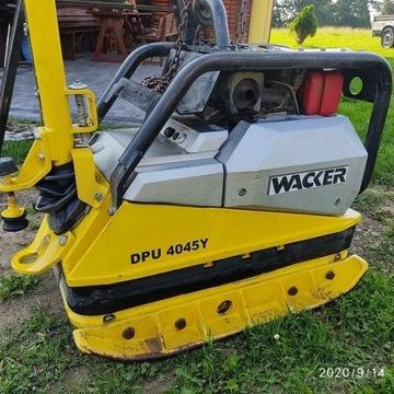Wacker Neuson DPU 4045 Y 356 KG