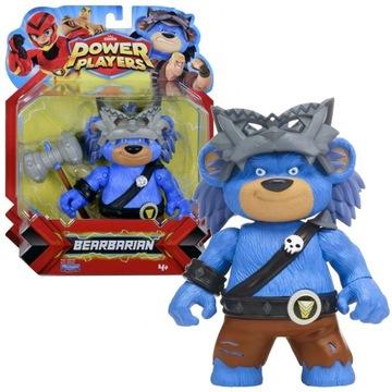 Power Players Bearbarian Figurka
