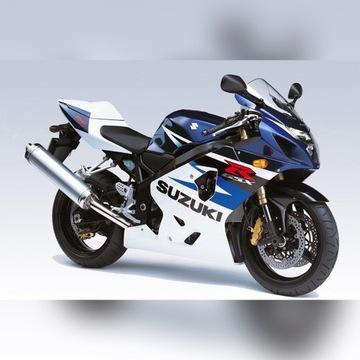 Suzuki gsxr 750 k4 k5