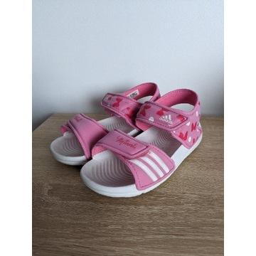 Sandałki Adidas Akwah Minnie (rozmiar 26,5)
