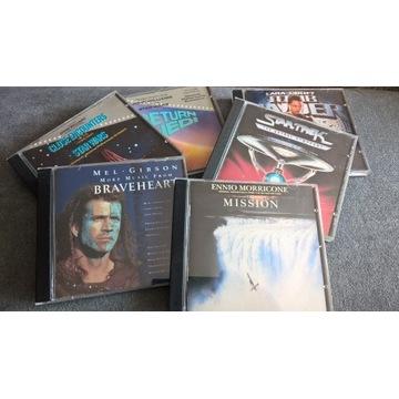 OST Mission Star Trek Star Wars Braveheart 6CD +2