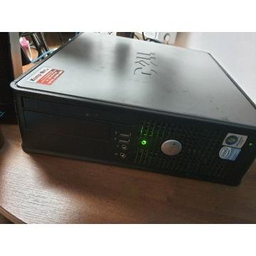 Dell Optiplex 760 q8400 6gb hdd 250gb win10 dvdrw