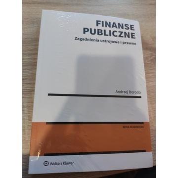 Finanse Publiczne zagadnienia ustrojowe i prawne