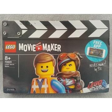 NIEUŻYWANY Lego 70820 Movie Maker
