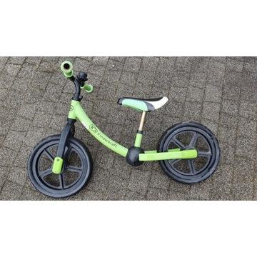 Rower biegowy Kinderkraft zielony Wrocław