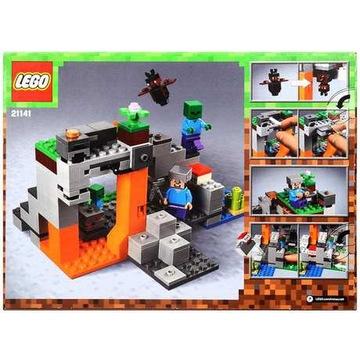 LEGO - Minecraft - Jaskinia zombie 21141