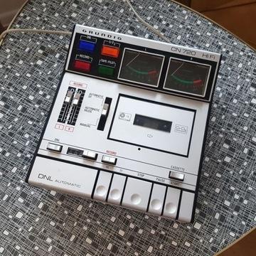 Grundig Cn 720 Hi-fi Magnetofon Rejestrator Kaseto