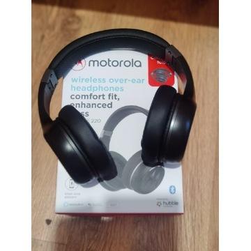 Motorola słuchawki bezprzewodowe