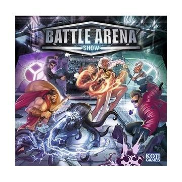 Battle Arena SHOW Eng - rzadkość !!!