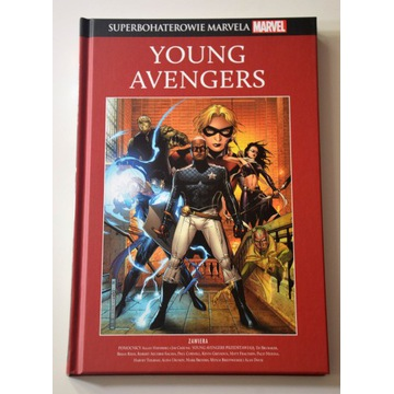 Superbohaterowie Marvela, Young Avengers, numer58