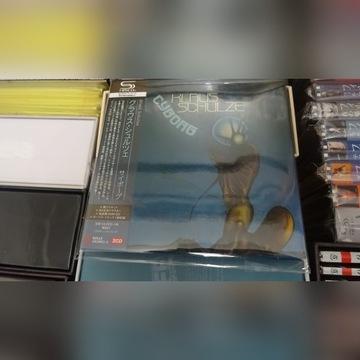 2CD KLAUS SCHULZE- CYBORG   MINI-LP JAPAN