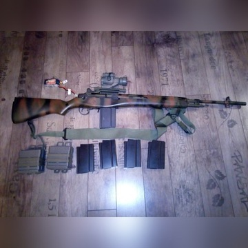 M14/Type 57 R.O.C.  G&G AEG zestaw