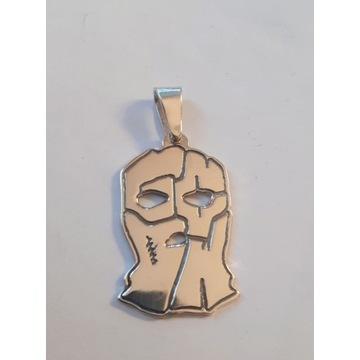 Nowa srebrna925 zawieszka medalion inspirowan Kabe