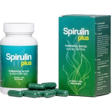 Spirulin Plus ! Oczyszczanie Organizmu !