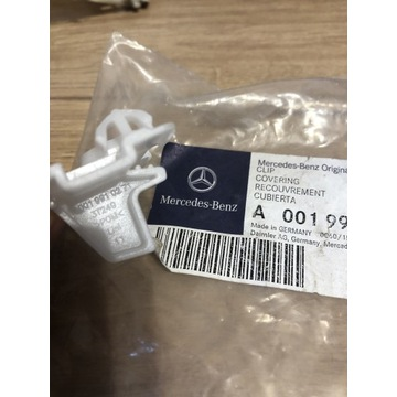 Spinka nakładki progowej  Mercedes W218 W212 OE