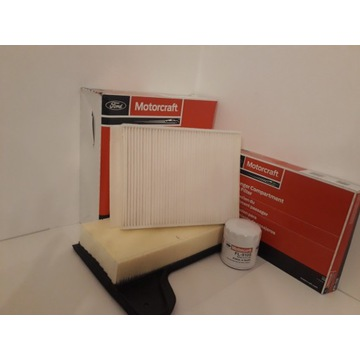 Zestaw filtrów ford mustang 2015 2.3 ecoboost