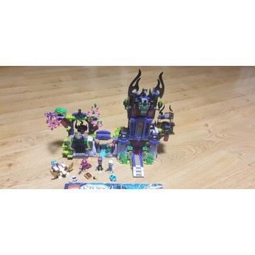 Lego elves 41180 magiczny zamek Ragany