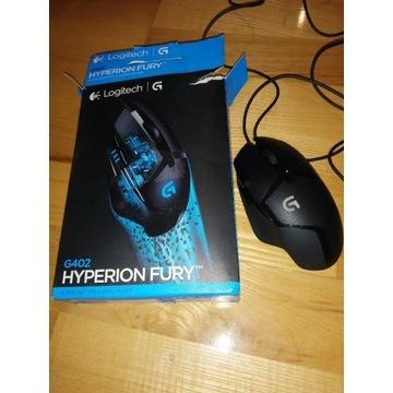 Logitech G402 Hyperion Fury mysz gemingowa