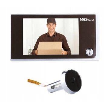 Wizjer LCD 3,5 judasz 120° nowy za pół ceny Okazj