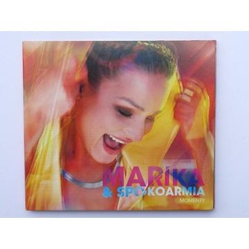 Marika & Spokoarmia - Momenty 2012