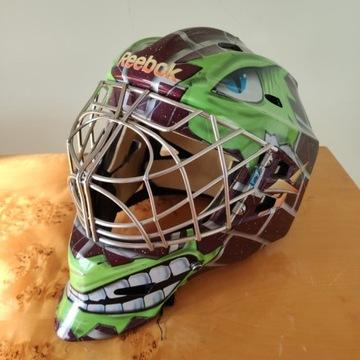 Maska bramkarska do hokeja Reebok (intermediate)