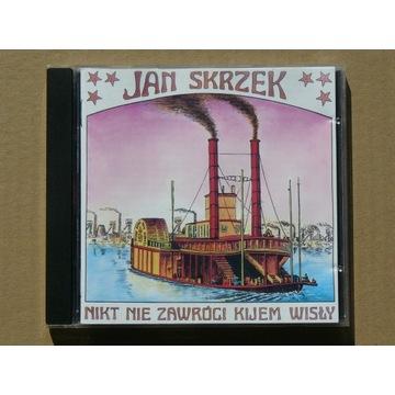Jan Kyks Skrzek Nikt nie zawróci kijem Wisły 2000