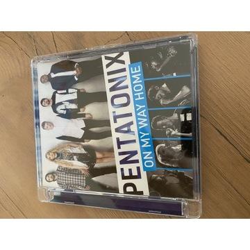 Płyta film dvd pentatonix ptx on my way home doku