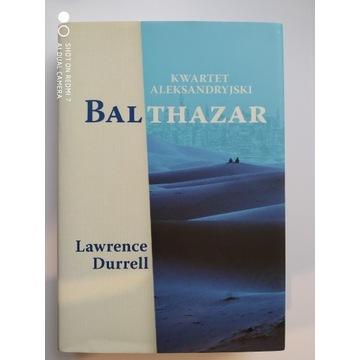 Lawrence Durrell Baltazar Kwartet Aleksandryjski