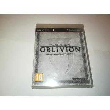 Gra The Elder Scrolls IV Oblivion PS3  + Dodatki