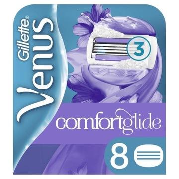 Gillette Venus Comfortglide Breeze 8sztuk
