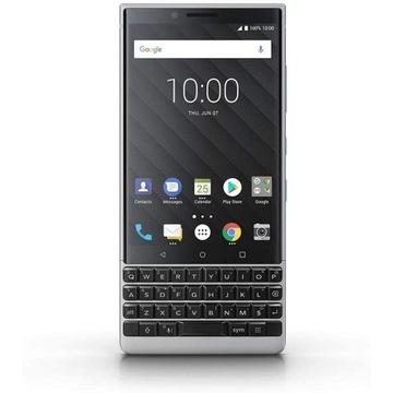 BlackBerry Key2 6/64GB - Srebro (Nowy)