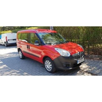 Opel Combo Minivan salon polska