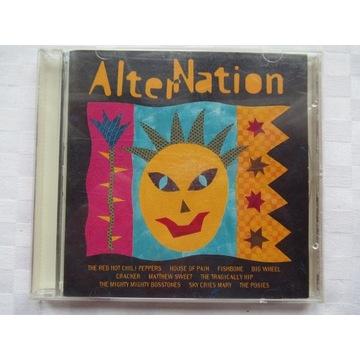Płyta kompaktowa ALTERNATION Alter Nation