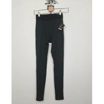 Reebok męskie spodnie legginsy do ćwiczeń S nowe