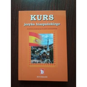 Kurs języka hiszpańskiego + CD