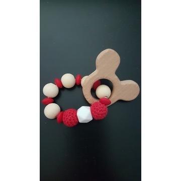 Zabawka/gryzak niemowleca