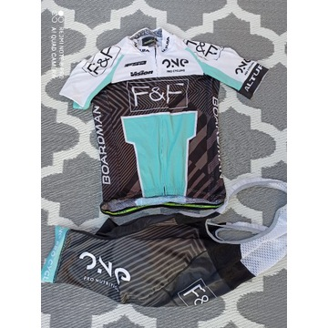 One Pro Cycling UCI team komplet roz. M altura