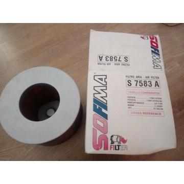 Filtr powietrza SOFIMA S 7583 A