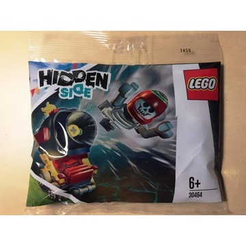 LEGO HIDDEN SIDE 30464 NOWE