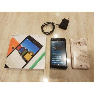 Microsoft Lumia 535 (uszkodzona)