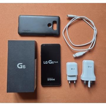 LG G6 Dual SIM LG-H870DS, 4GB RAM/64GB, BLACK