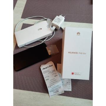 Huawei p 40 lite używany telefon