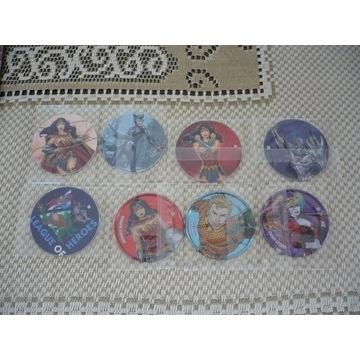 Żetony Chipicao Justice League (22 szt.)