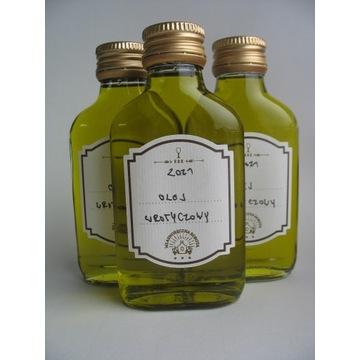 Olej z wrotyczu na oleju winogronowym 100ml