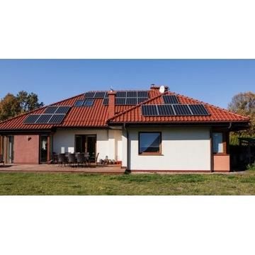 Fotowoltaika instalacja fotowoltaiczna 6,5 kW