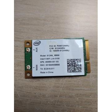 Karta sieciowa 512AN_MMW Intel Wifi Link 5100