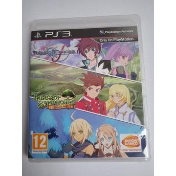 Tales of Graces F + Tales of Symphonia PS3