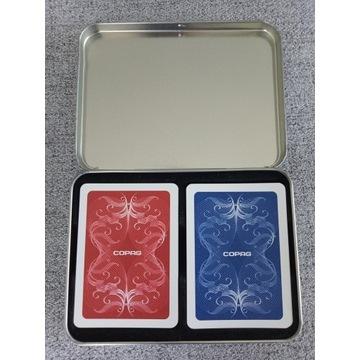 Plastikowe karty do gry COPAG Centennial