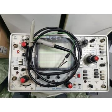 Oscyloskop Radiotechnika DT 6650